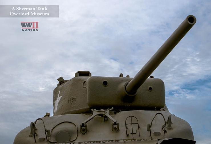Sherman-Tank-Overlord-Museum