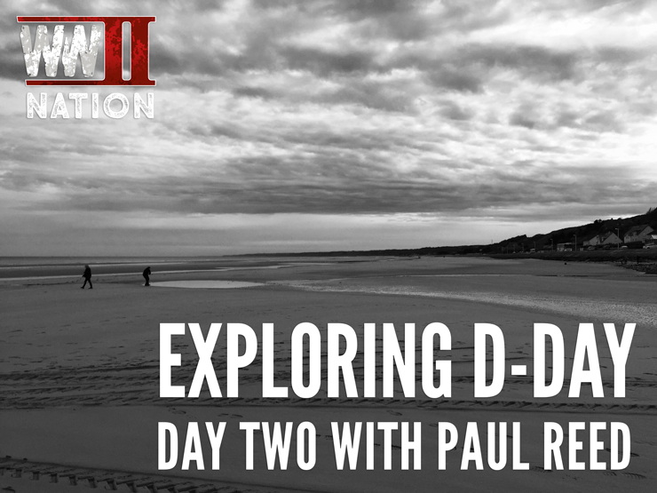 Exploring-DDay-Day-Two-WW2Nation-Logo