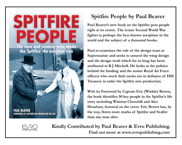 Spitfire-People-Paul-Beaver