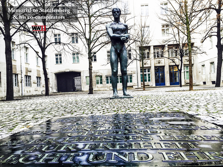 Stauffenberg-Monument
