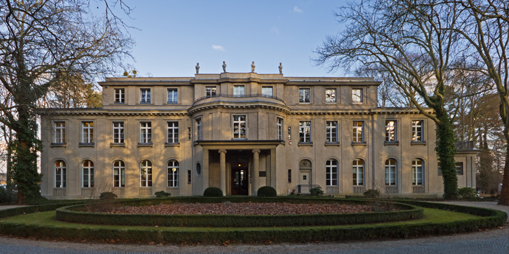 Wannsee-Conference-Villa