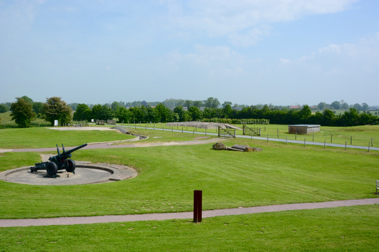 The Merville Battery