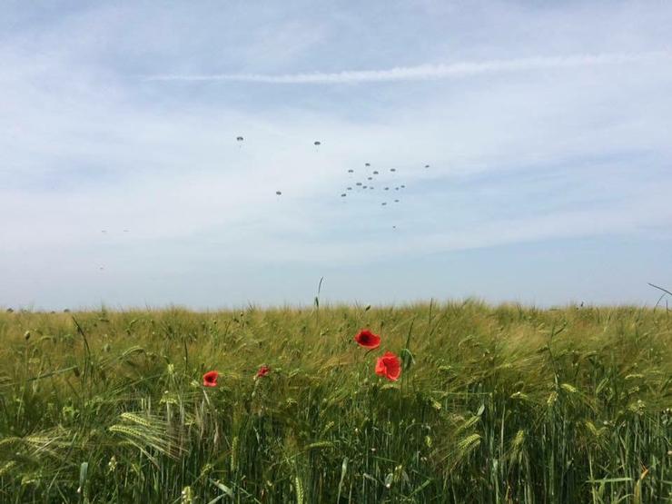 Normandy-Parachute-Drop