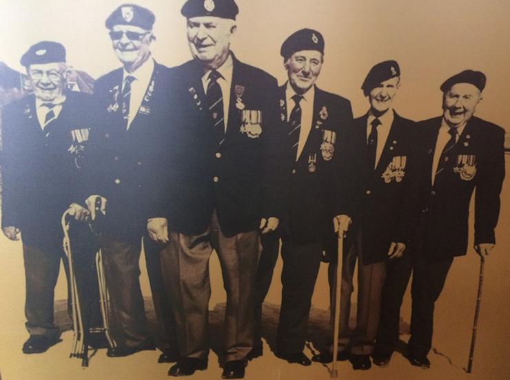 The Norwich Veterans