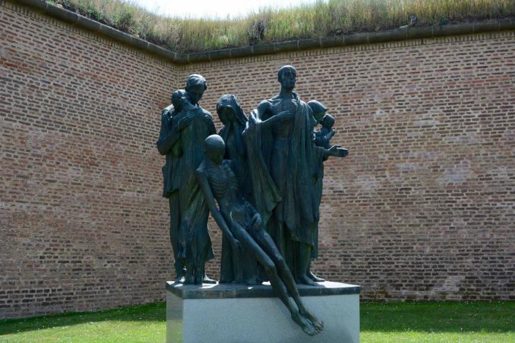 Terezin Concentration Camp Victims Memorial