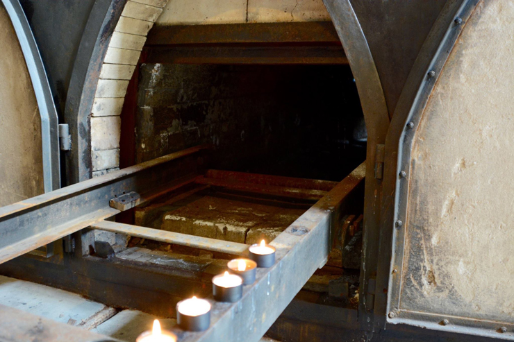 Terezin-Crematorium