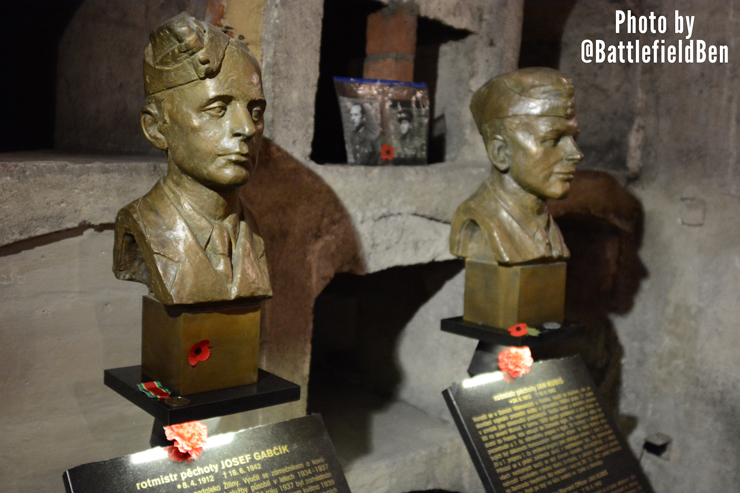 memorial-busts-to-gabcik-and-kubis-in-the-crypt-under-the-the-outside-of-the-church-of-saints-cyril-and-methodius-prague