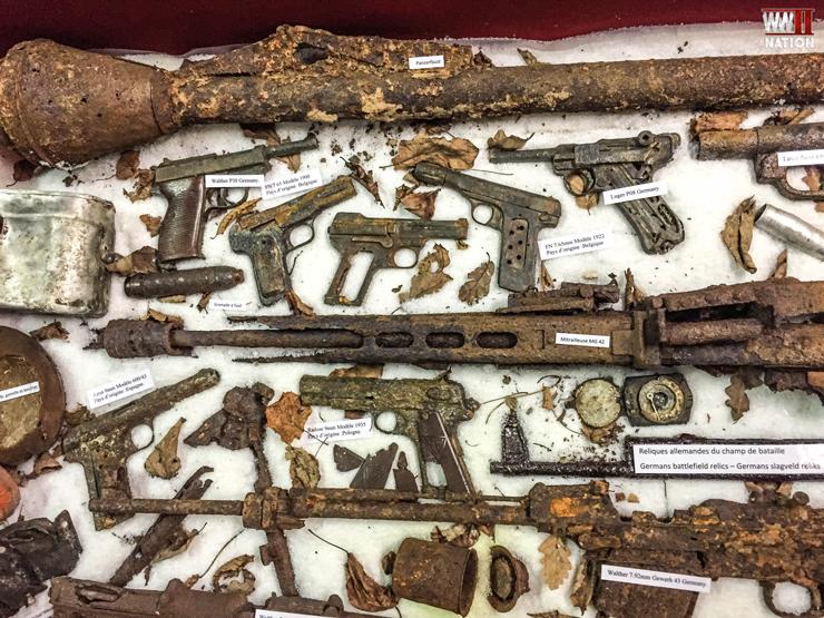 battle-of-the-bulge-relics-la-roche-museum