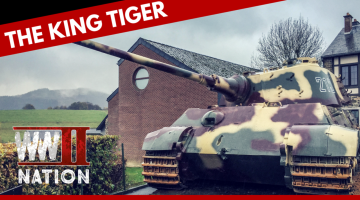 King Tiger 213 & Hitler's West Wall