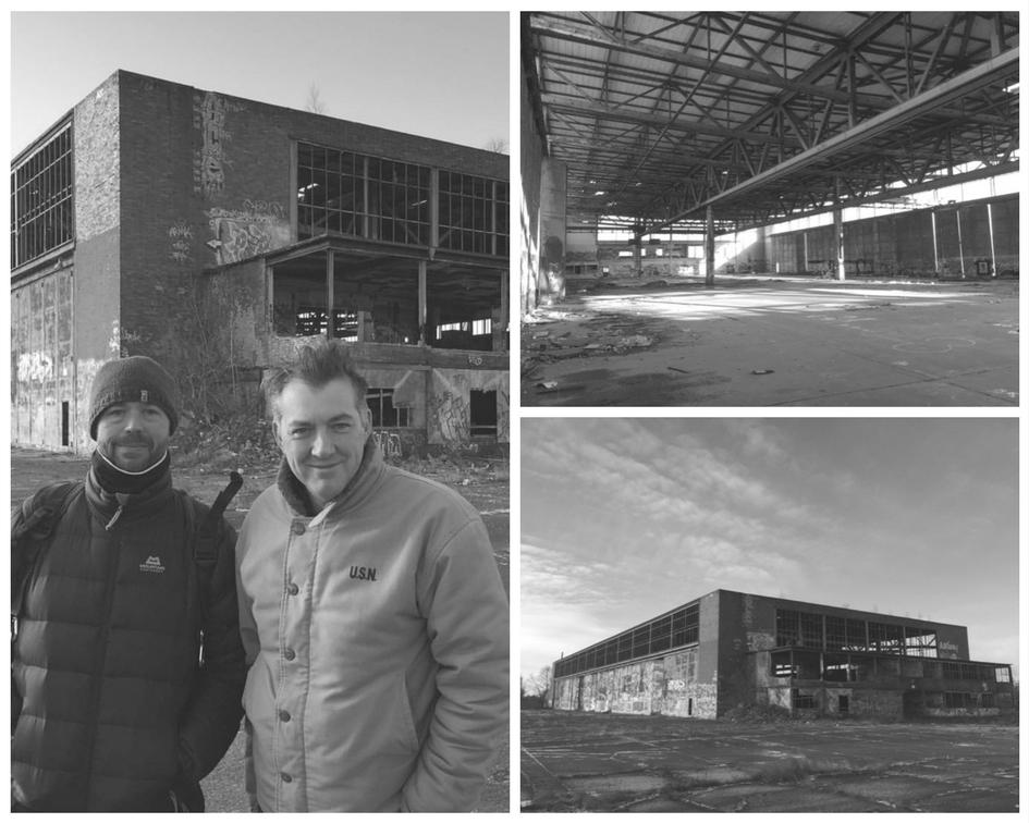 Filming at the Heinkel factory at Oranienburg WW2 Nation