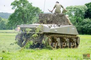 DFVS-Lily-Marlene-Sherman-Tank-Tearing-up-the-Grass-1