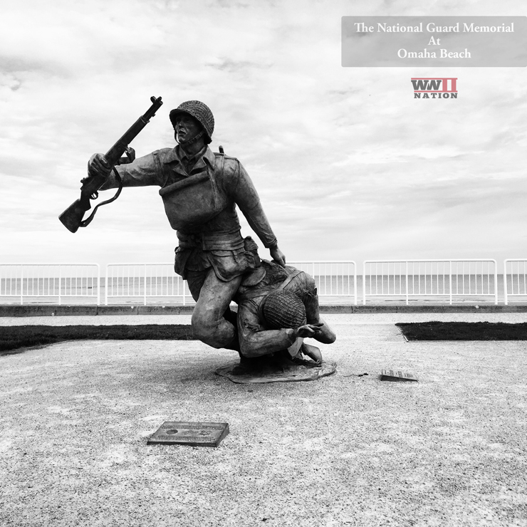 National-Guard-Memorial-Omaha-Beach
