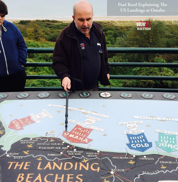 Paul-Explaining-The-Landings