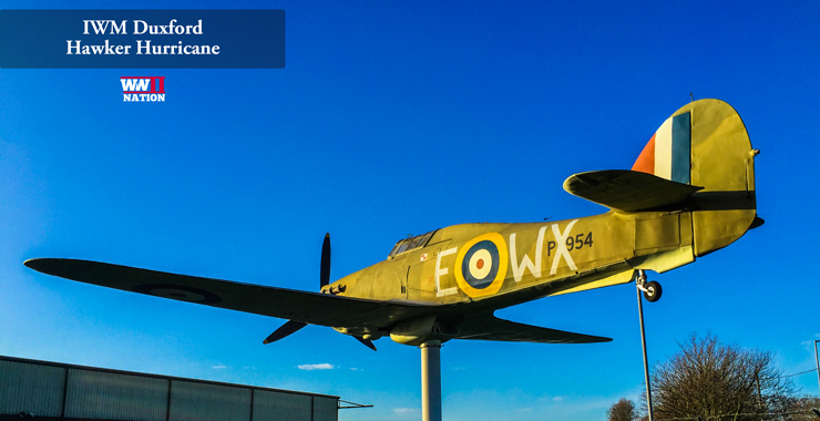 IWM-Duxford-Welcome-Hurricane