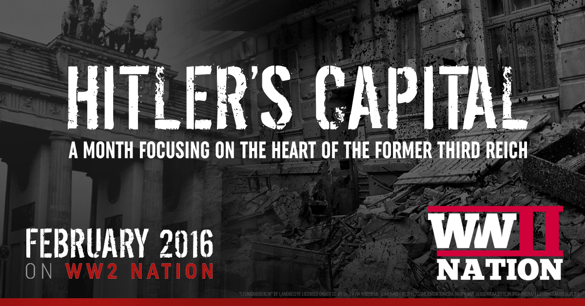 Hitler's Former Capital : A Month Exploring the Former Third Reich