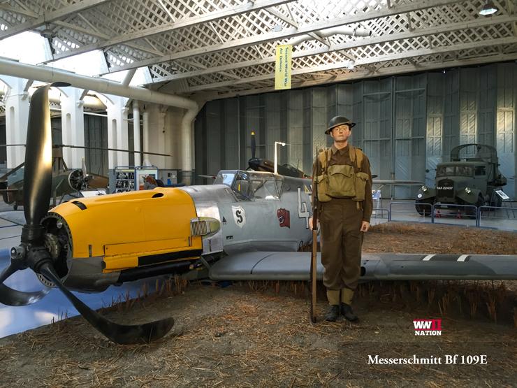 Messcherschmitt-BF-109E