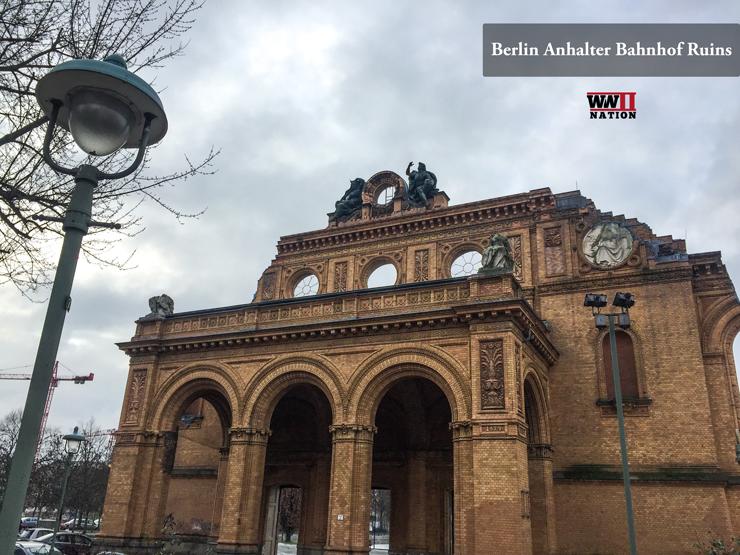 Anhalt-Bahnhof-Ruins