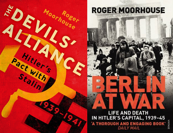 Devils' Alliance & Berlin at War - Roger Poorhouse