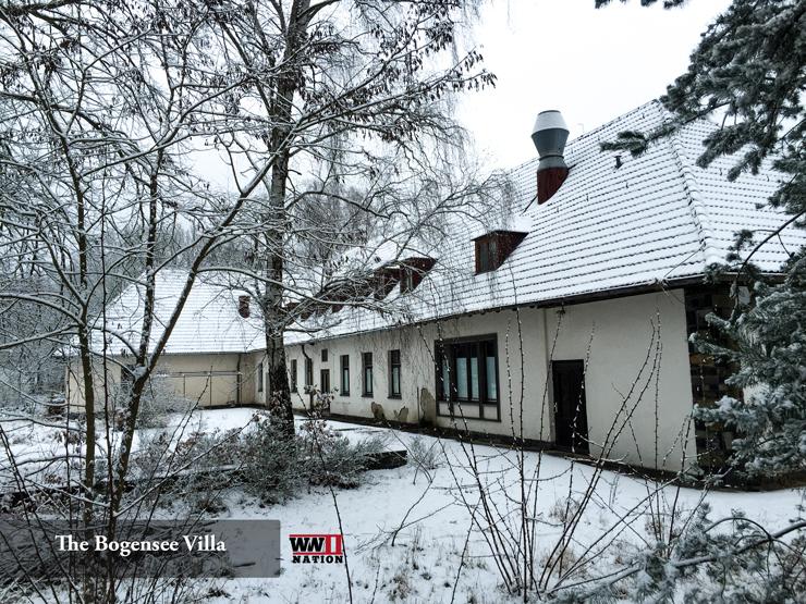 Goebbels Lanke Home