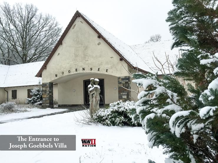 Joseph Goebbels House