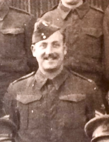 John Lance - Aberystwyth 1942
