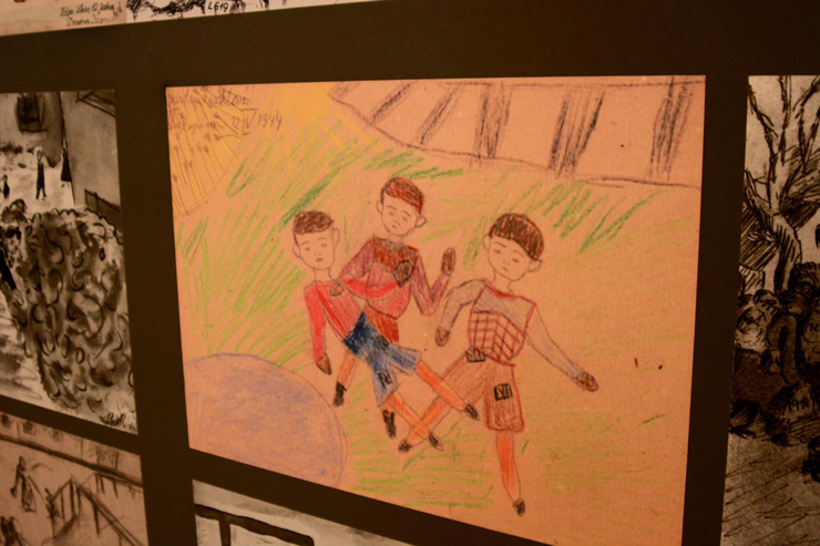 Drawings-done-by-the-children-of-Terezin