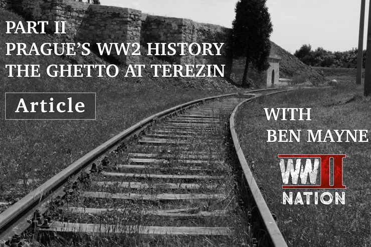 Part-II--Exploring-Prague's-WW2-History-&-The-Ghetto-at-Terezin-with-Ben-Mayne-Cover-Image