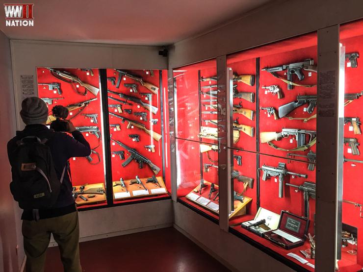 the-ww2-weapons-room-in-la-roche-museum