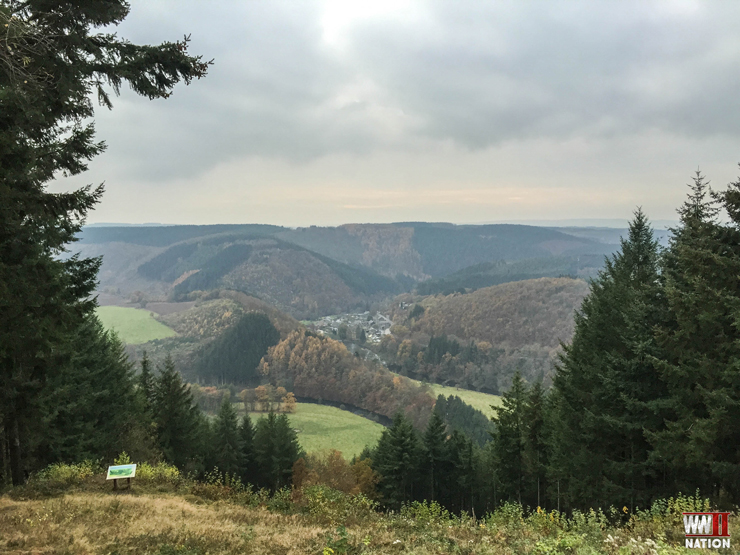 Exploring the Ardennes – Day Three: The North Shoulder