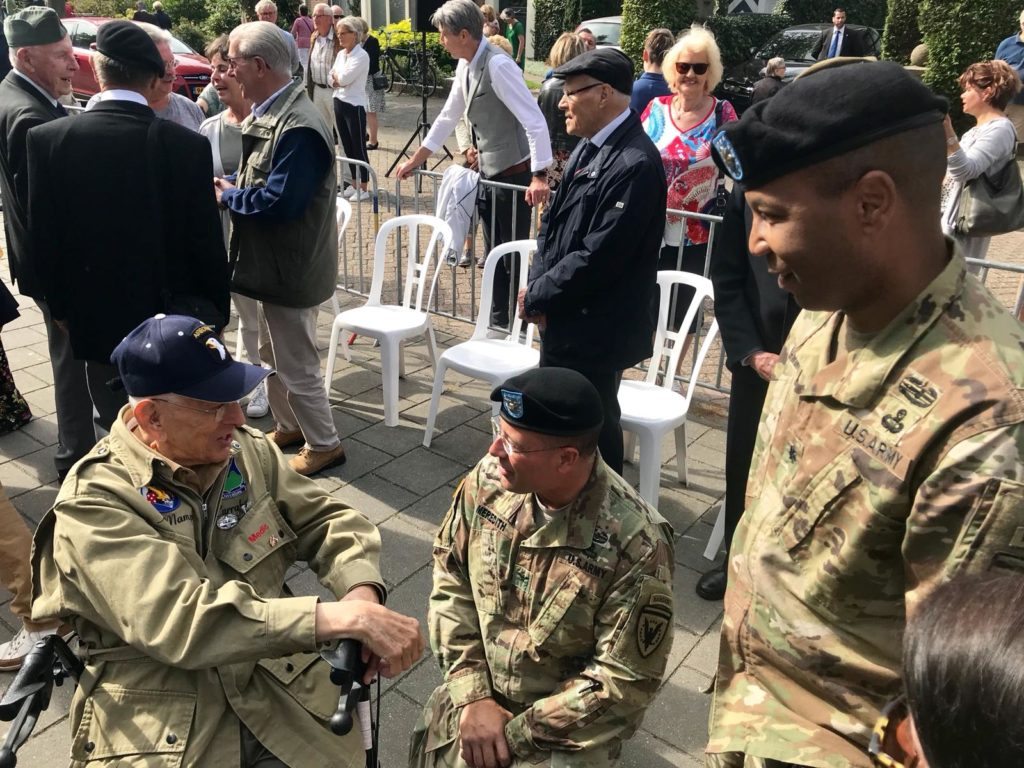 Operation Market Garden 74th Anniversary Tour - Day Two by Ben Mayne - WW2 Nation - 101st Airborne Division