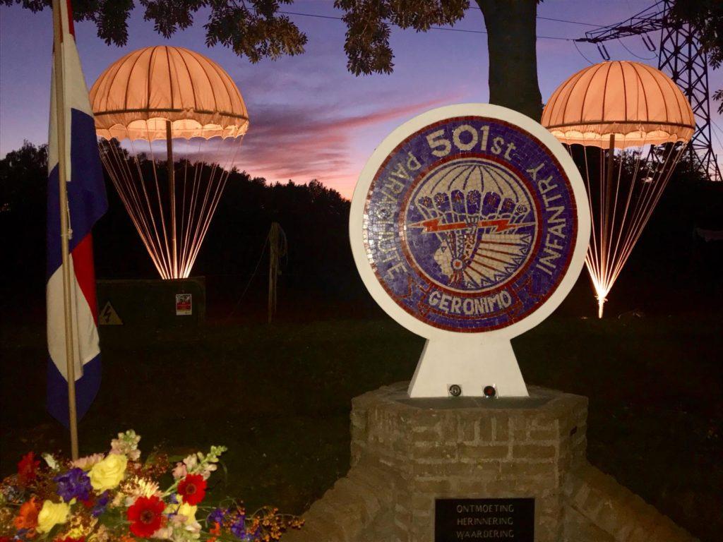 Operation Market Garden 74th Anniversary Tour - Day Three by Ben Mayne - WW2 Nation - Battle of Sandunes 101st Airborne Division Memorial