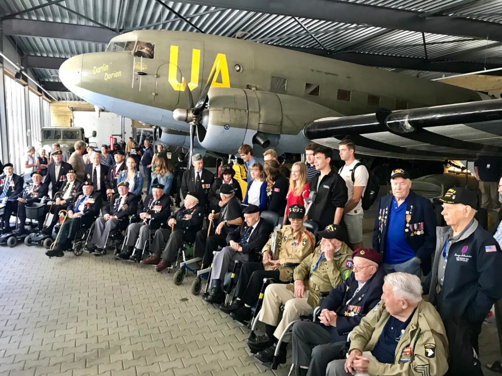 Operation Market Garden 74th Anniversary Tour - Day Four by Ben Mayne - WW2 Nation - Wings of Liberation Museum Veterans C47 Dakota