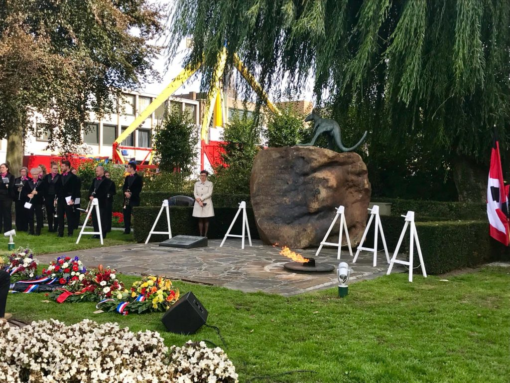 Operation Market Garden 74th Anniversary Tour - Day Two by Ben Mayne - WW2 Nation - Commemorative Remembrance Service with Veterans
