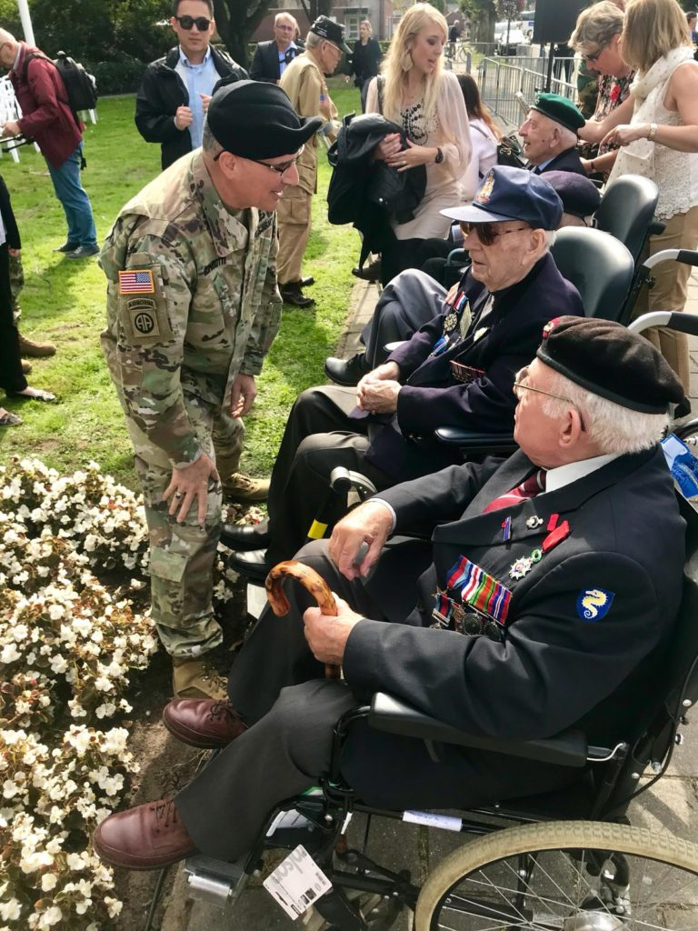 Operation Market Garden 74th Anniversary Tour - Day Two by Ben Mayne - WW2 Nation - Veterans 82nd Airborne Division