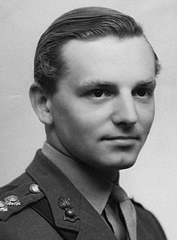 Lieutenant John Randall