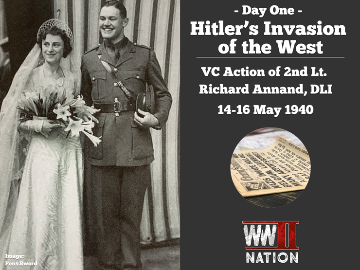 Day One: Hitler's Invasion of the West – A VC Action 2nd Lt ...