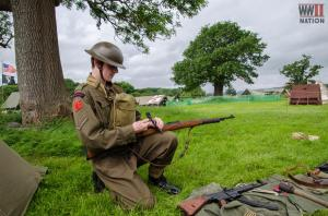 DFVS-British-Infantry-German-Mauser-K98