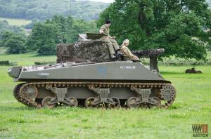 DFVS-Lily-Marlene-Sherman-Tank-1