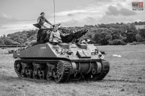DFVS-Lily-Marlene-Sherman-Tank-8-BW