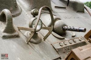 DFVS-Lily-Marlene-Sherman-Tank-Front-MG