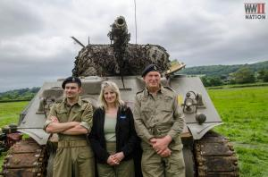 DFVS-Lily-Marlene-Sherman-Tank-with-Crew